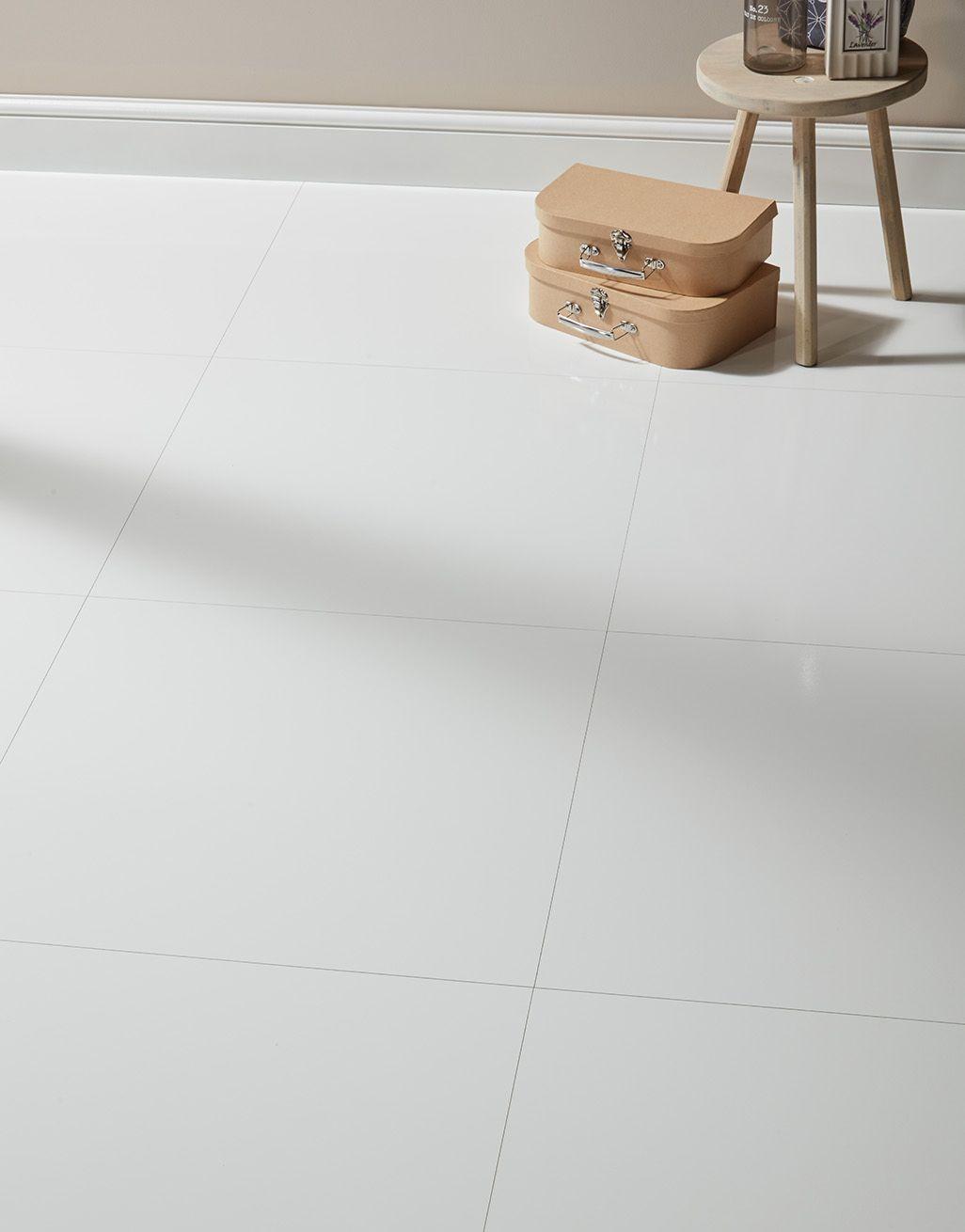 White High Gloss Laminate Flooring, Super Gloss White Laminate Flooring
