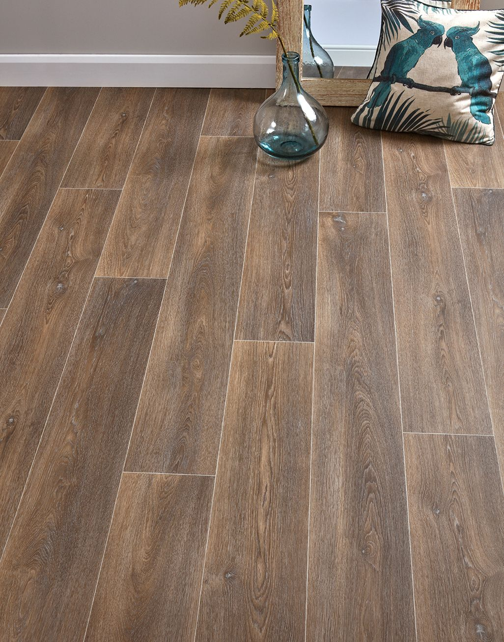 Denver Rustic Oak Flooring Super, Laminate Flooring Denver