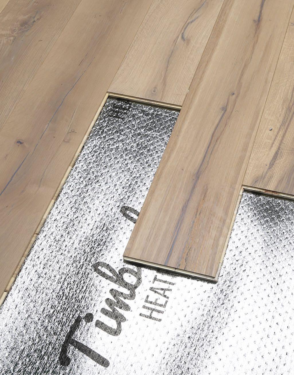 Timberlay Heatflow Underlay Flooring, Is It Necessary To Use Underlay For Laminate Flooring