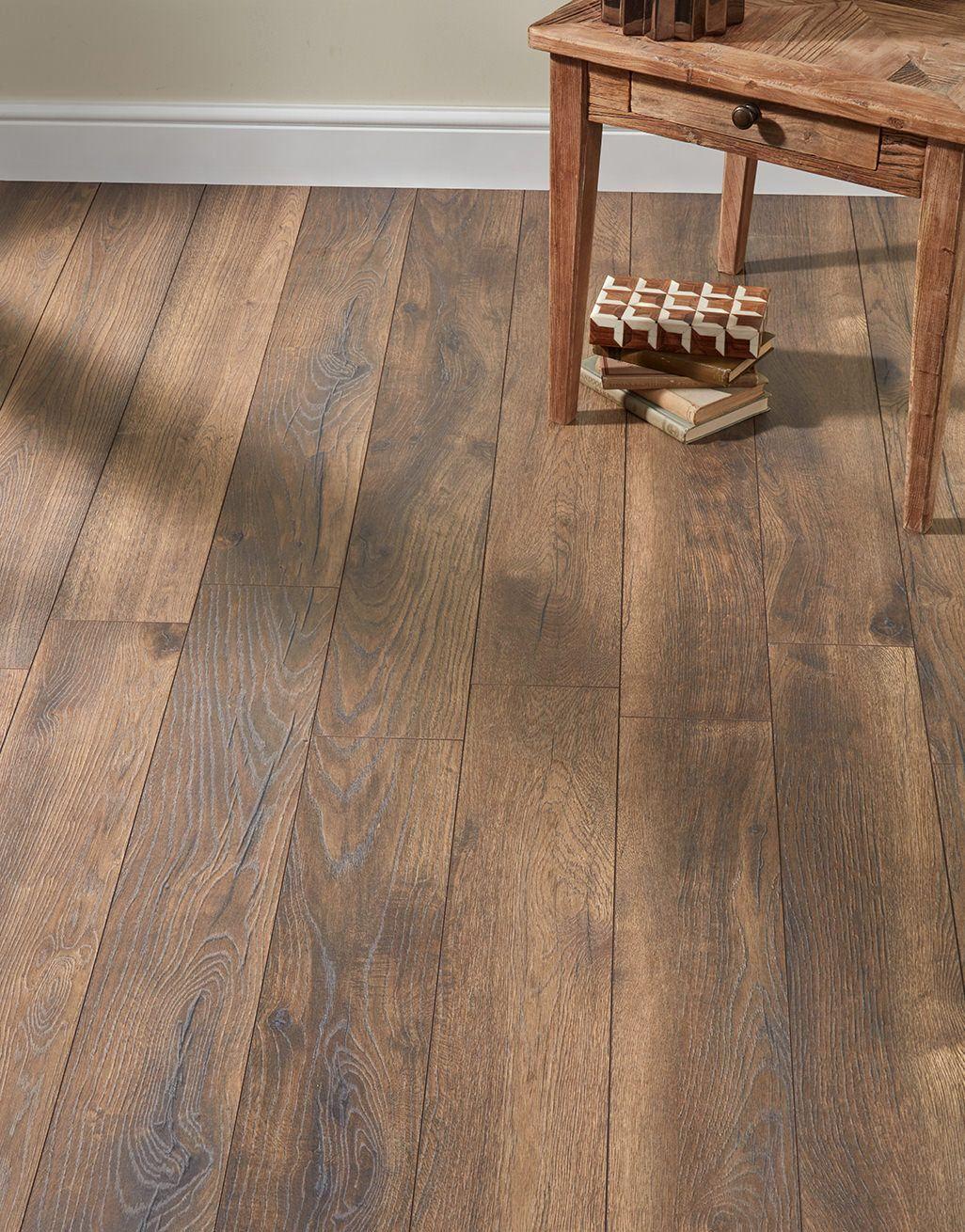 Residence Narrow Dark Peterson Oak Laminate Flooring Flooring Superstore