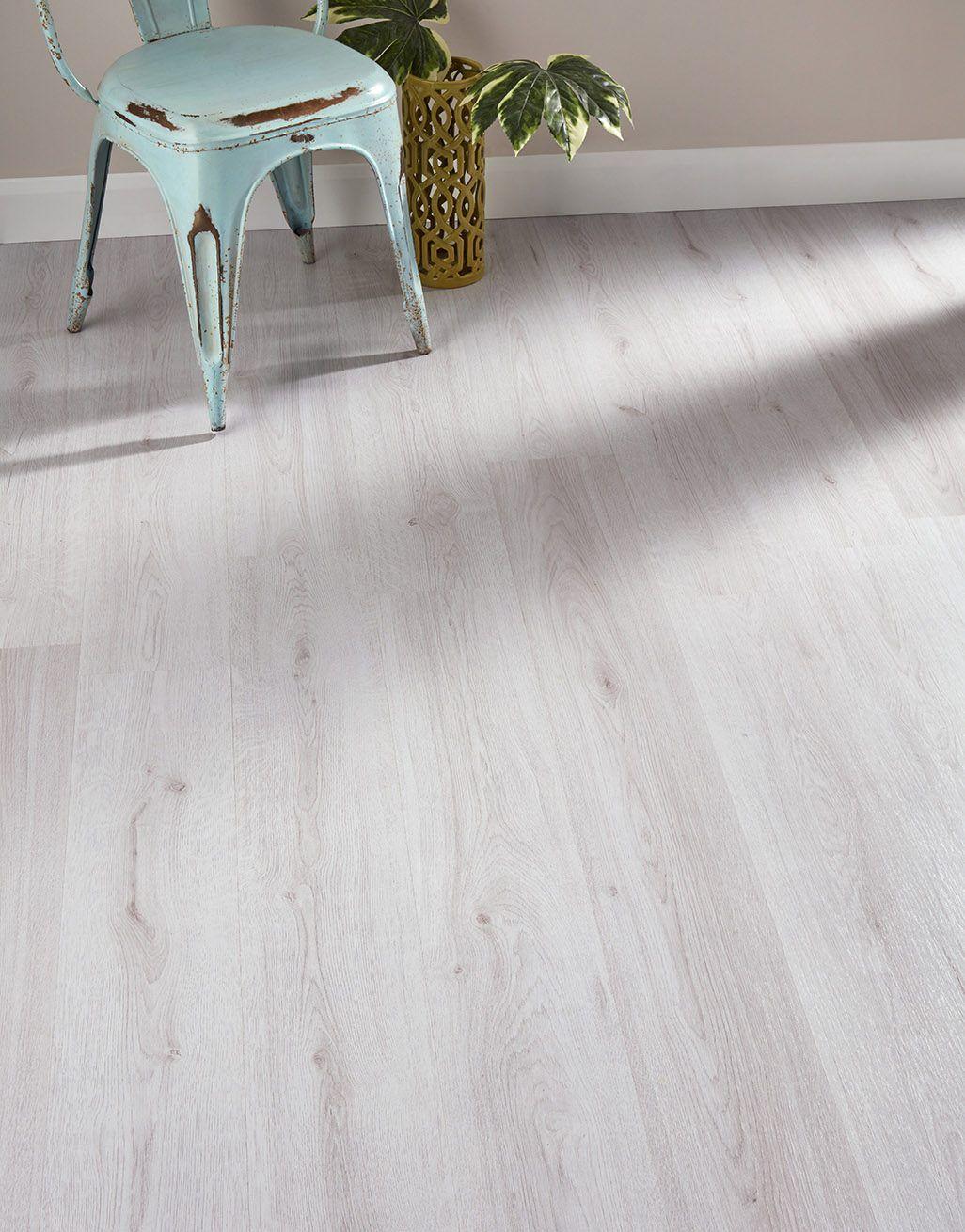 Studio - White Laminate Flooring