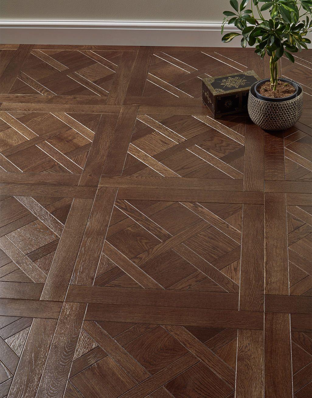 Oiled Versailles Tile Engineered