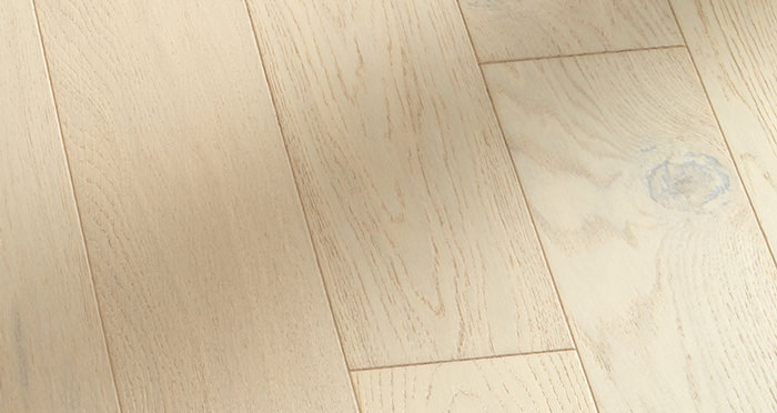 Kensington Cappuccino Oak Brushed & Lacquered Engineered Wood Flooring - Descriptive 3