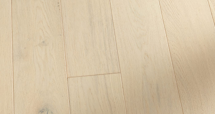 Kensington Cappuccino Oak Brushed & Lacquered Engineered Wood Flooring - Descriptive 4