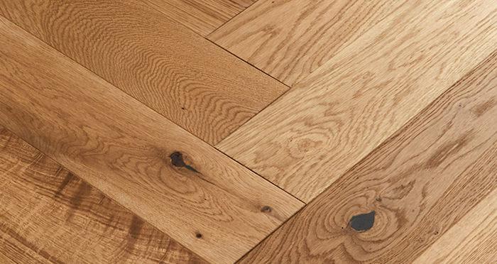 Marylebone Harvest Brown Oak Brushed & Oiled Engineered Wood Flooring - Descriptive 2