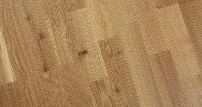 Washington Oak Lacquered Engineered Wood Flooring - Descriptive 5
