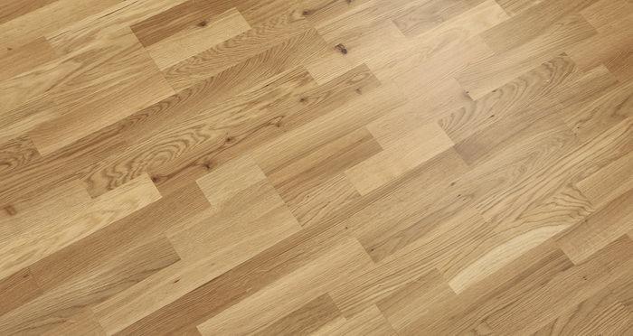 Washington Oak Lacquered Engineered Wood Flooring - Descriptive 7