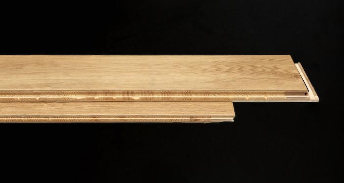 Mayfair Grande Oak Brushed & Oiled Engineered Wood Flooring - Descriptive 1