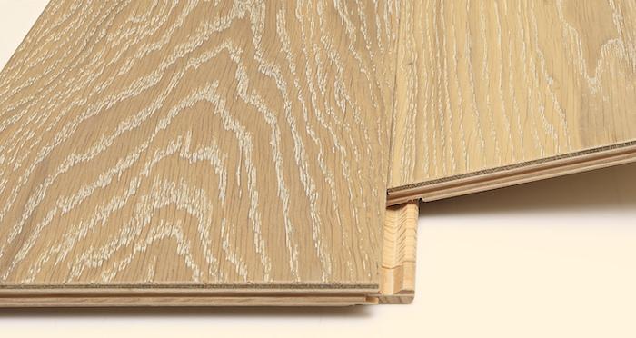Mayfair Cool Latte Oak Engineered Wood Flooring - Descriptive 8
