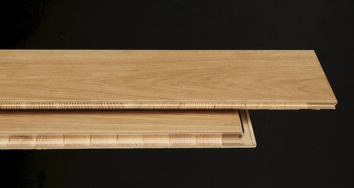 Knightsbridge Natural Oiled Oak Engineered Wood Flooring - Descriptive 1