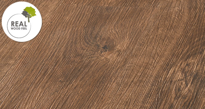 EvoCore Essentials Herringbone - Golden Toffee Oak - Descriptive 9