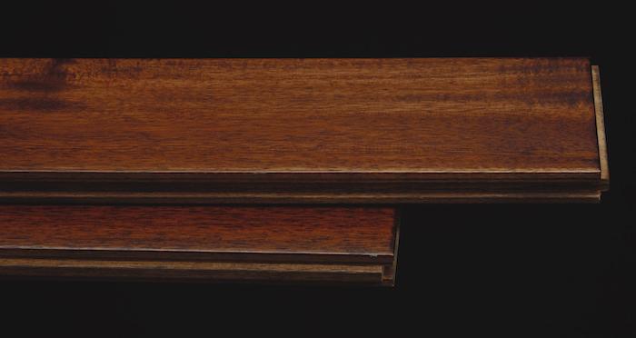 Deluxe Handscraped Acacia Solid Wood Flooring - Descriptive 1