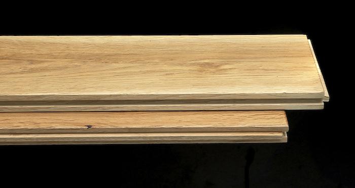Rustic Heritage Oak Brushed & Oiled Solid Wood Flooring - Descriptive 1