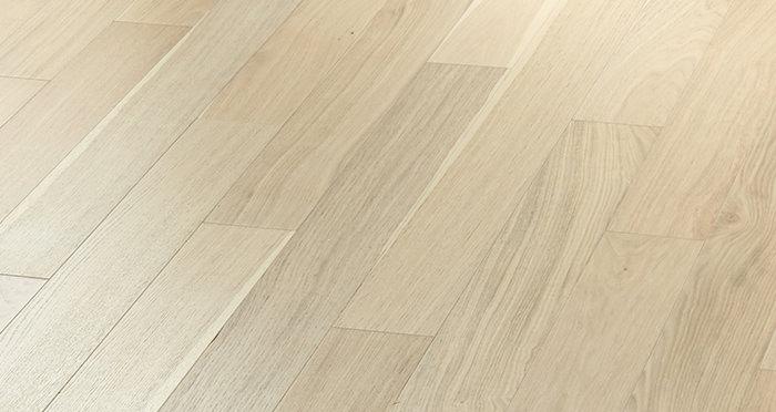 Salcombe Whitewashed Coastal Oak Engineered Wood Flooring - Descriptive 4