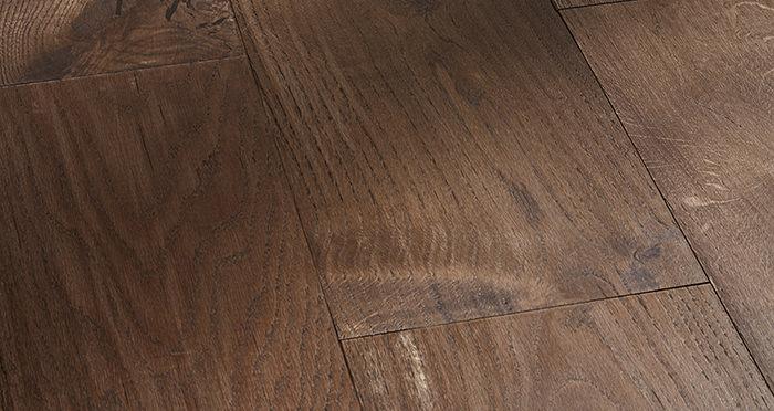 Prestige Espresso Oak Solid Wood Flooring - Descriptive 1