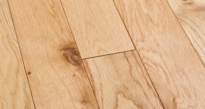 Natural Oak 90mm Oiled Solid Wood Flooring - Descriptive 1