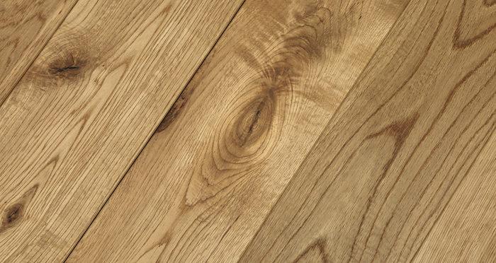 Whitewashed Cinnamon Oak Solid Wood Flooring - Descriptive 1