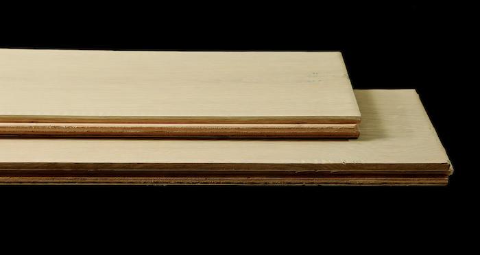 Riviera Almond Oak Brushed & Oiled Engineered Wood Flooring - Descriptive 1