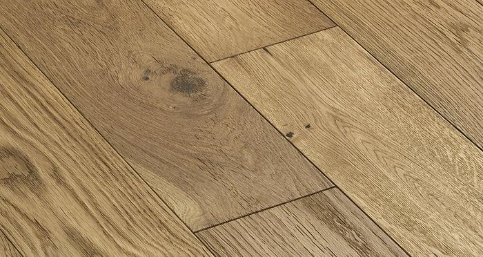Loft Natural Oak Brushed & Oiled Engineered Wood Flooring - Descriptive 5