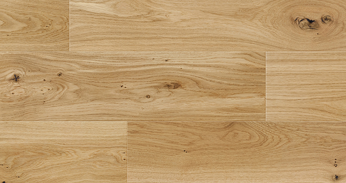 Trade Select Natural 14mm x 130mm Lacquered Engineered Wood Flooring - Descriptive 3