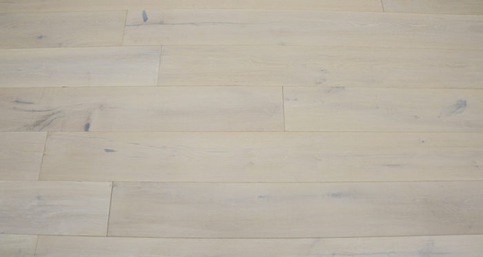 Polar Oak Brushed & Wax Oiled Engineered Wood Flooring - Descriptive 5