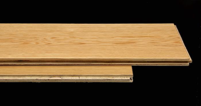 Barn Natural Oak Lacquered Engineered Wood Flooring - Descriptive 1