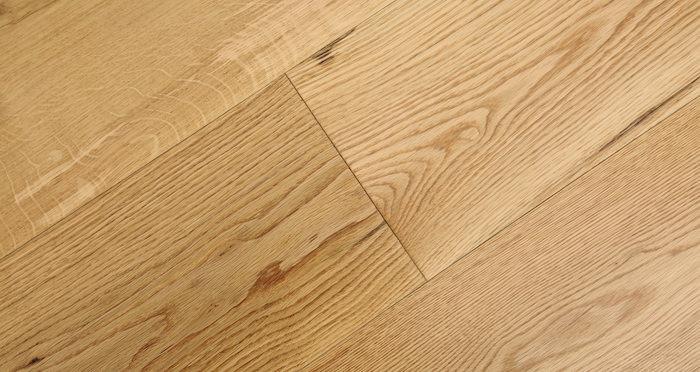 Barn Natural Oak Lacquered Engineered Wood Flooring - Descriptive 4