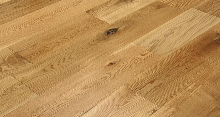 Barn Natural Oak Lacquered Engineered Wood Flooring - Descriptive 5