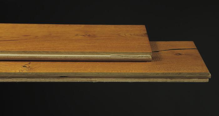 Chantilly Golden Oak Brushed & Oiled Engineered Wood Flooring - Descriptive 1