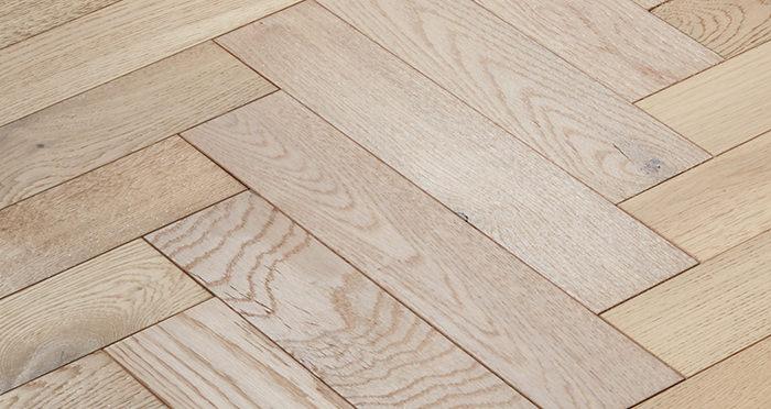 Oxford Herringbone Bavarian Oak Engineered Wood Flooring - Descriptive 4