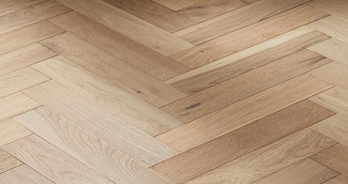 Oxford Herringbone Bavarian Oak Engineered Wood Flooring - Descriptive 5