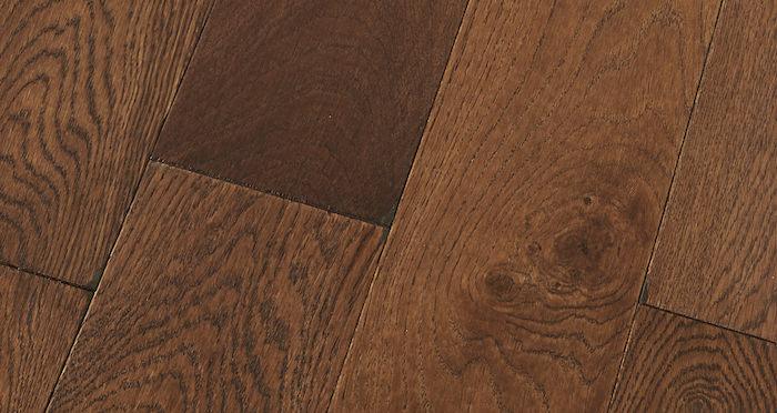 Loft Vintage Oak Brushed & Lacquered Engineered Wood Flooring - Descriptive 4
