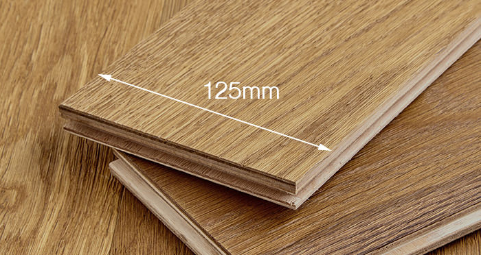 Studio Cottage Oak Brushed & Oiled Engineered Wood Flooring - Descriptive 4