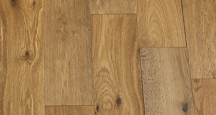 Studio Cottage Oak Brushed & Oiled Engineered Wood Flooring - Descriptive 5