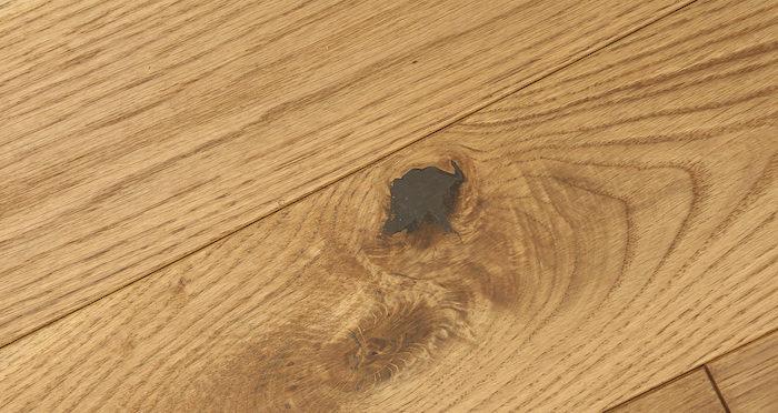 Golden Oak 125mm Oiled Solid Wood Flooring - Descriptive 3