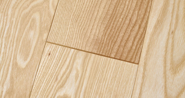 Natural Oiled Ash Solid Wood Flooring - Descriptive 4