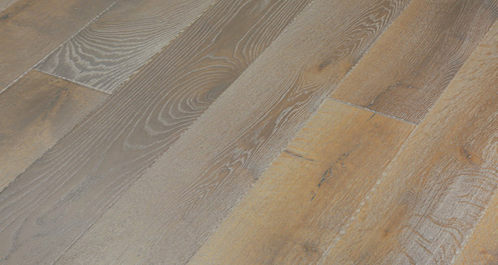 Loiret Chalet Oak Brushed & Oiled Engineered Wood Flooring - Descriptive 3