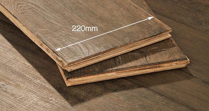 Vintage Cellar Oak Engineered Wood Flooring - Descriptive 6