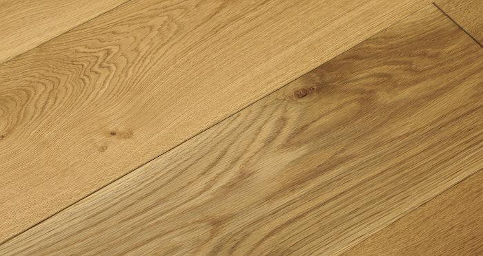 Barn Natural Oak Brushed & Oiled Engineered Wood Flooring - Descriptive 2