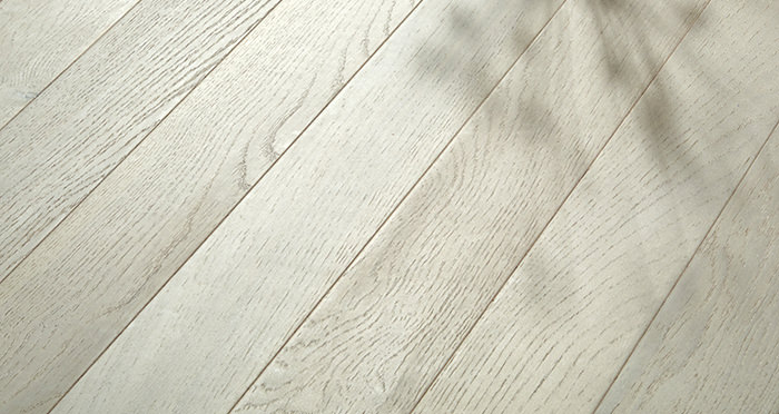 Salcombe Grey Boardwalk Oak Engineered Wood Flooring - Descriptive 1