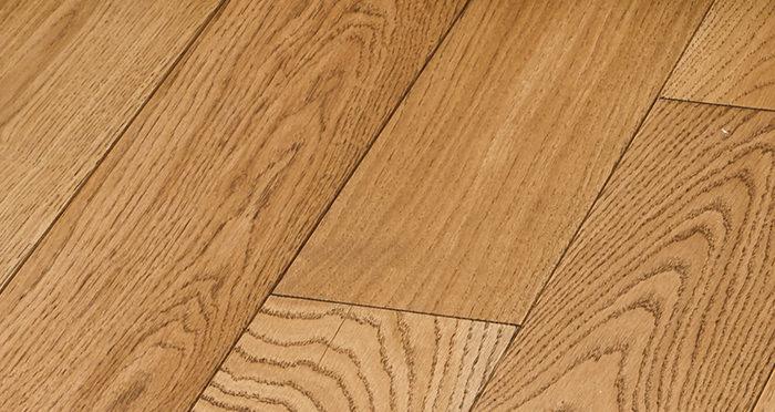 Deluxe Georgian Oak Solid Wood Flooring - Descriptive 5
