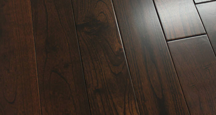 Imperial Teak Lacquered Solid Wood Flooring - Descriptive 1