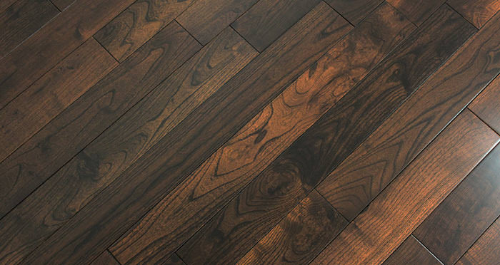 Imperial Teak Lacquered Solid Wood Flooring - Descriptive 5
