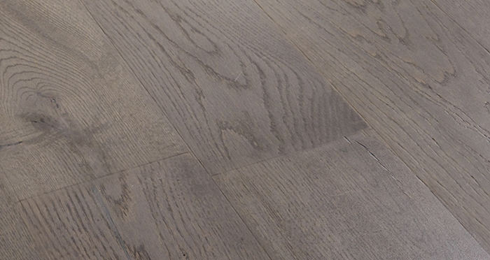 Loft Slate Grey Oak Engineered Wood Flooring - Descriptive 1