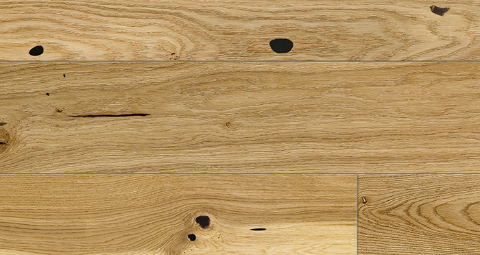Trade Select Natural Lacquered 14mm x 180mm Engineered Wood Flooring - Descriptive 3