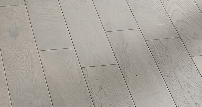 Studio Slate Grey Brushed & Lacquered Engineered Wood Flooring - Descriptive 4