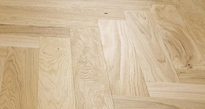 Bayswater Herringbone - Unfinished Oak Engineered Wood Flooring - Descriptive 4