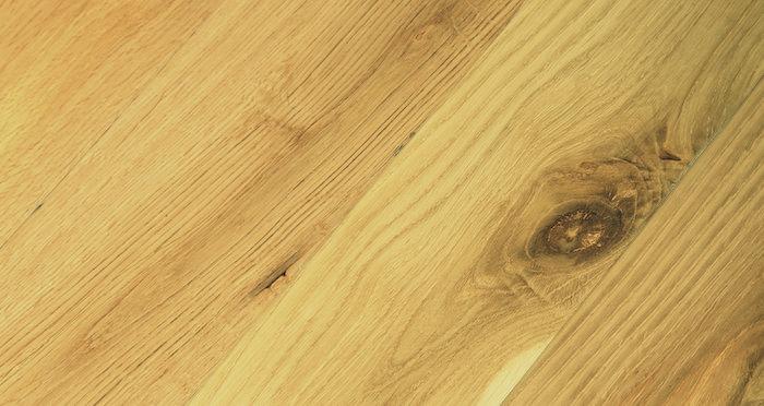 Oxford Natural Herringbone Oak Engineered Wood Flooring - Descriptive 3