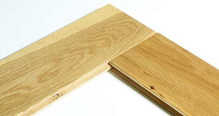 Oxford Natural Herringbone Oak Engineered Wood Flooring - Descriptive 7