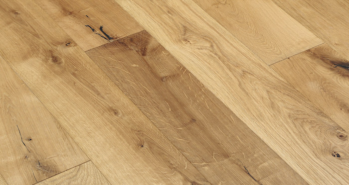 Natural Click Oak Brushed & Oiled 150mm Engineered Wood Flooring - Descriptive 6